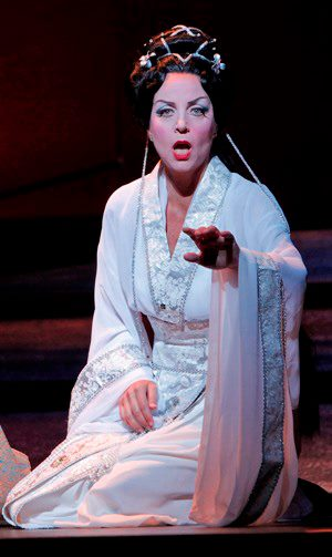 Turandot at Lyric Opera Kansas City (Photo: Cory Weaver)