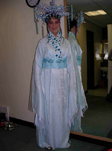 Turandot in Hong Kong