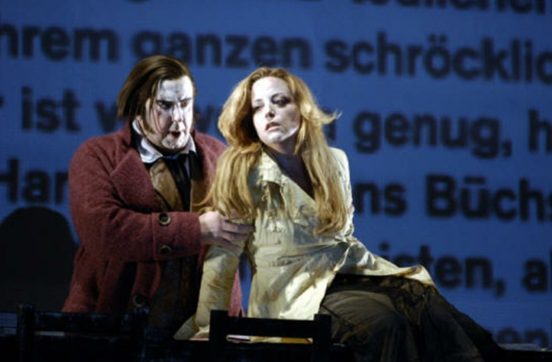 Germania at Deutsche Oper Berlin (Photo: Bettina Stöß)