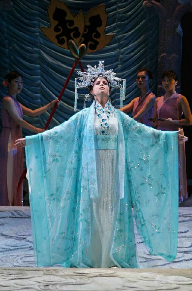 Turandot at Opera Hong Kong