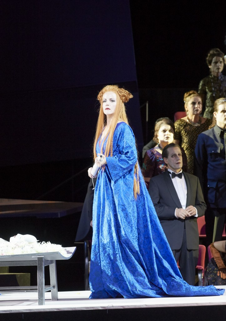 Turandot at Wiener Staatsoper (photo: Michael Poehn)