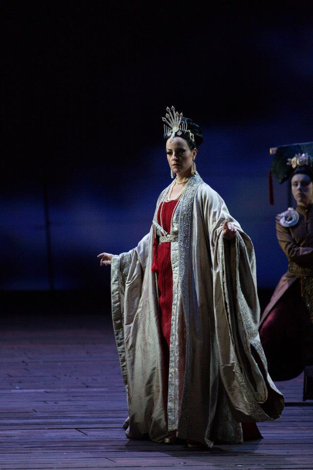 Turandot at Teatro all Scala (Photo: Brescia/Amisano)