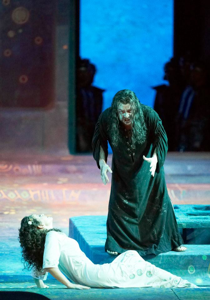 Salome at The Vienna Staatsoper (Photo: Michael Pöhn)