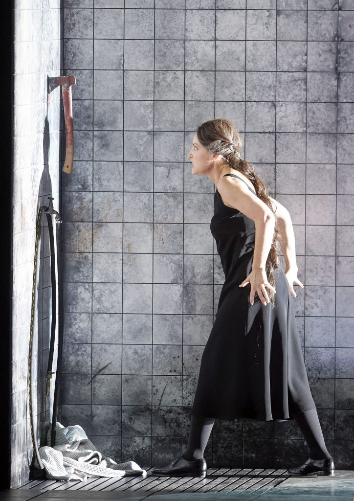 Elektra at Wiener Staatsoper (photo: Michael Pöhn)
