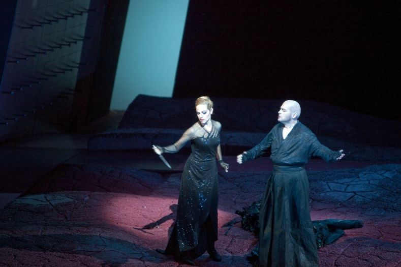 Turandot at De Nederlandse Opera (Photo: Hans van den Bogaard)