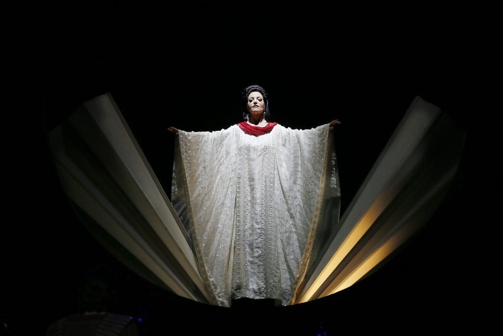 Turandot at Opera Australia (Photo: Jeff Busby)